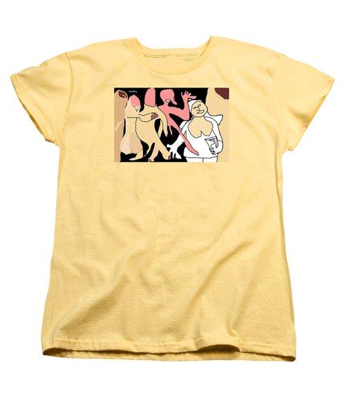 Urology Nurse Women's T-Shirt (Standard Cut)