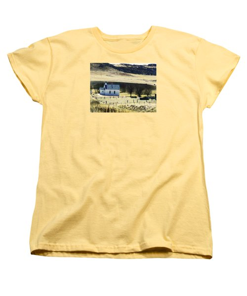 Virginia Dale Colorado Women's T-Shirt (Standard Cut)