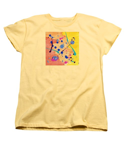 Wednesday Morning Women's T-Shirt (Standard Cut) by Phil Strang