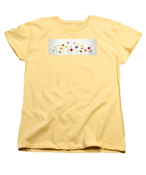 Whispering Spring Women's T-Shirt (Standard Fit)