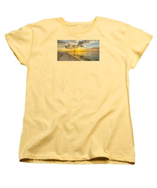 Wiggins Pass State Park Women's T-Shirt (Standard Cut) by Sean Allen