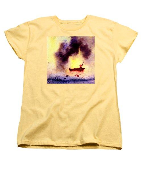 Will Power Women's T-Shirt (Standard Cut)
