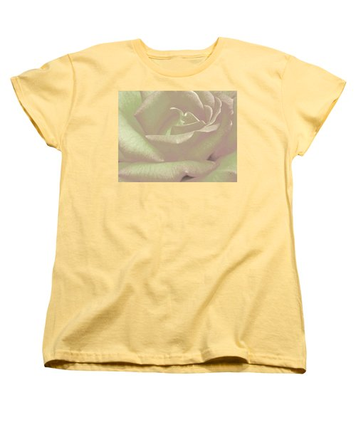 Winsome Rose 2 Women's T-Shirt (Standard Cut) by Will Borden