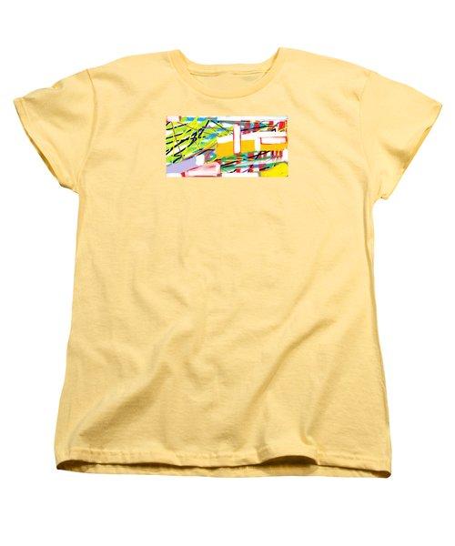 Wish - 20 Women's T-Shirt (Standard Cut) by Mirfarhad Moghimi
