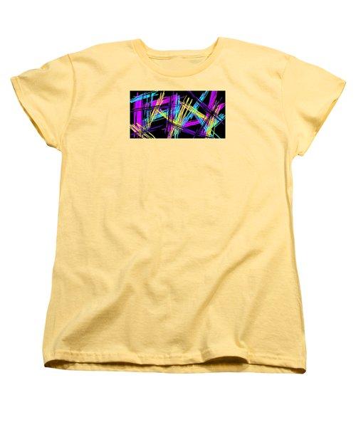 Wish - 237 Women's T-Shirt (Standard Cut) by Mirfarhad Moghimi