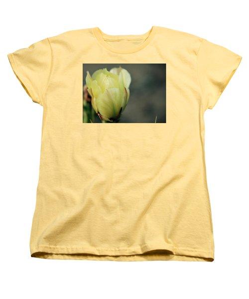 Yellow Beauty Women's T-Shirt (Standard Cut)
