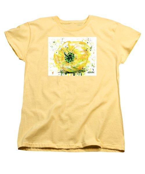 Yellow Pepper Women's T-Shirt (Standard Cut)