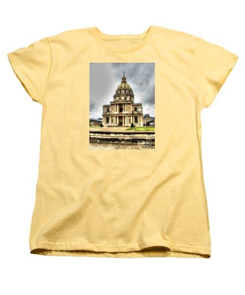 Yury Bashkin Nice Place Women's T-Shirt (Standard Cut) by Yury Bashkin