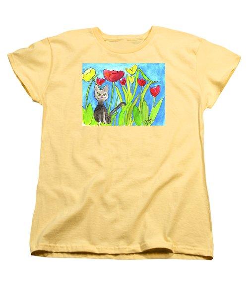 Ziggy Women's T-Shirt (Standard Cut) by Teresa Tilley