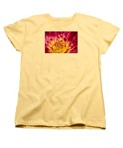 Zoey Rey Women's T-Shirt (Standard Cut) by Nick  Boren