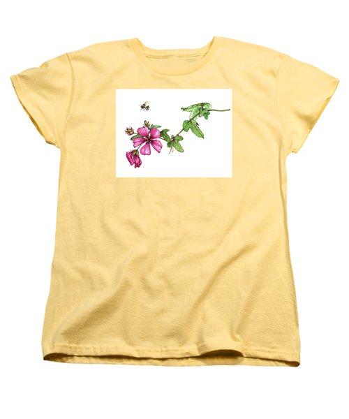 Zoom Women's T-Shirt (Standard Cut) by Heidi Kriel