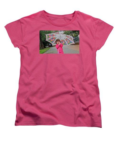 Adventure Women's T-Shirt (Standard Cut) by Nick David