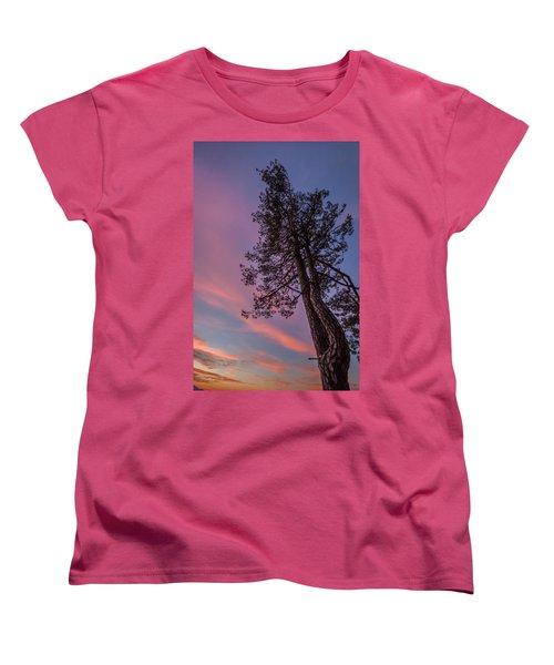 Women's T-Shirt (Standard Cut) featuring the photograph Awakening by Davorin Mance