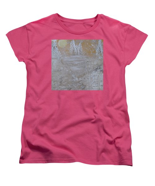 Christmas Card No.2 Women's T-Shirt (Standard Cut)