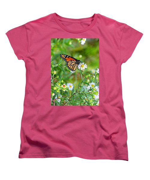 Women's T-Shirt (Standard Cut) featuring the photograph Gods Creation-17 by Robert Pearson