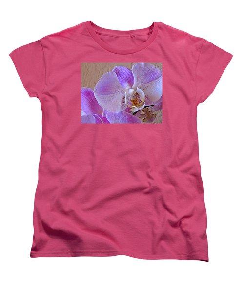 Grace And Elegance Women's T-Shirt (Standard Cut) by Lynda Lehmann