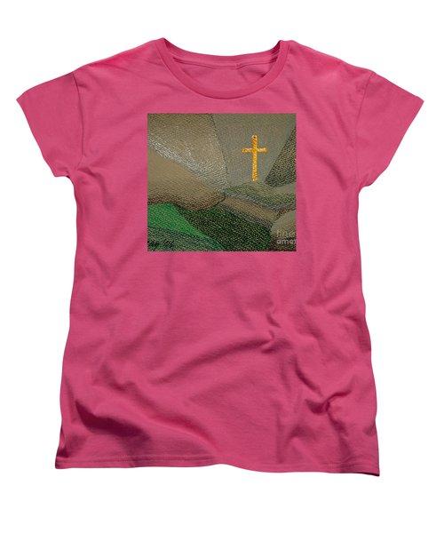Depression And The Saviour Women's T-Shirt (Standard Cut)