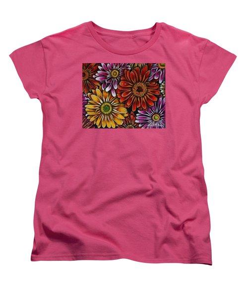 Happy Women's T-Shirt (Standard Cut)
