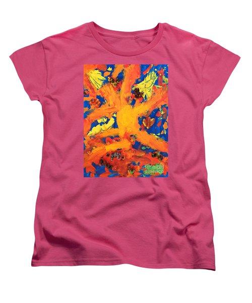 Impact Women's T-Shirt (Standard Cut) by Donald J Ryker III