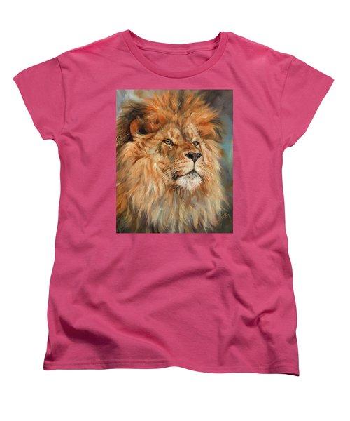 Lion Women's T-Shirt (Standard Cut)