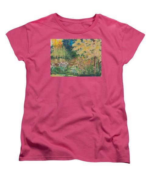 Saturday Morning Women's T-Shirt (Standard Cut) by Lee Beuther