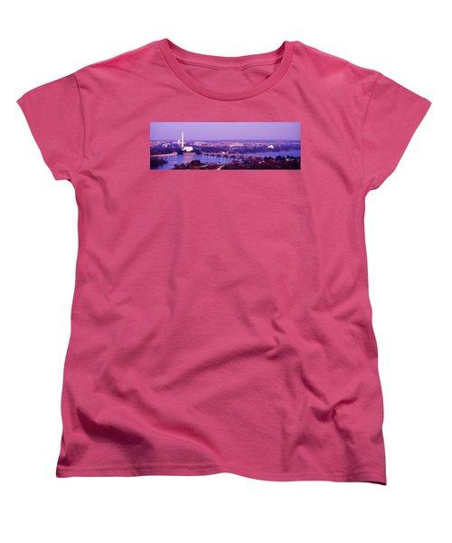 Washington Dc Women's T-Shirt (Standard Cut) by Panoramic Images