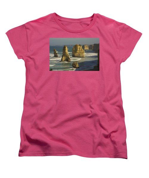 12 Apostles #4 Women's T-Shirt (Standard Cut) by Stuart Litoff