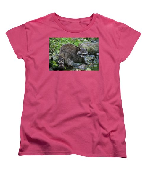 Women's T-Shirt (Standard Cut) featuring the photograph 130201p047 by Arterra Picture Library
