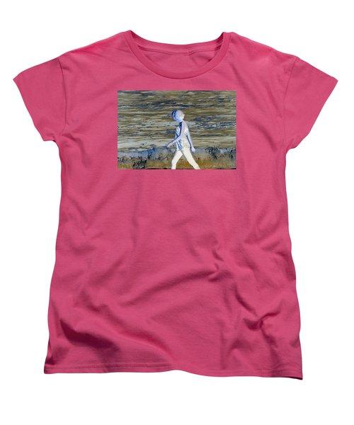 A Chance Of Something Women's T-Shirt (Standard Cut) by Nick David