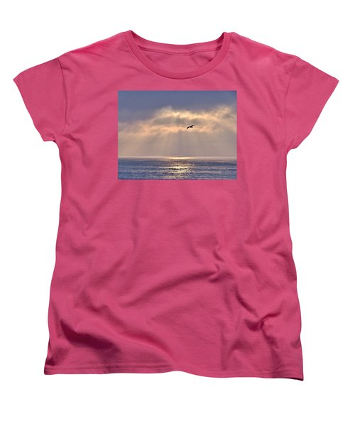 Abundance Women's T-Shirt (Standard Cut) by Nick David