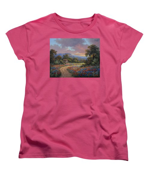 Evening Medley Women's T-Shirt (Standard Cut)