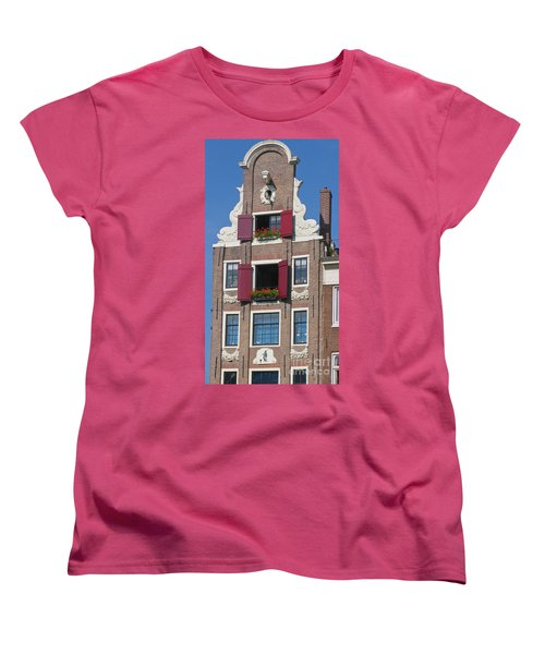 Good Morning Women's T-Shirt (Standard Cut) by Suzanne Oesterling