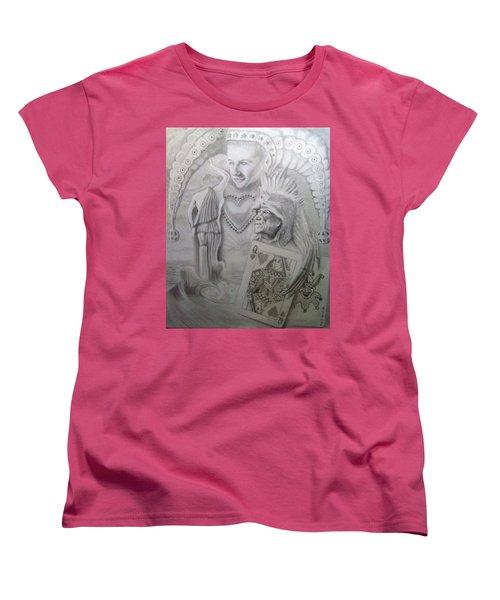 My Foolish Heart Women's T-Shirt (Standard Cut) by Rich Milo