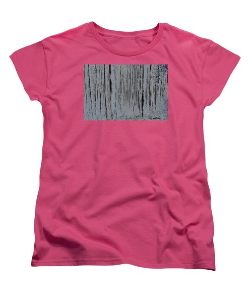 Tree People Women's T-Shirt (Standard Cut) by Jeremy Rhoades