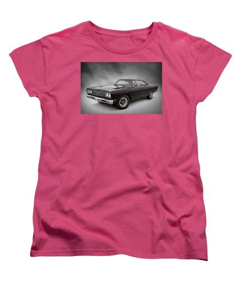 '69 Roadrunner Women's T-Shirt (Standard Cut) by Douglas Pittman