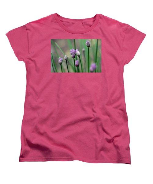 Women's T-Shirt (Standard Cut) featuring the photograph A Culinary Necessity by Debbie Oppermann