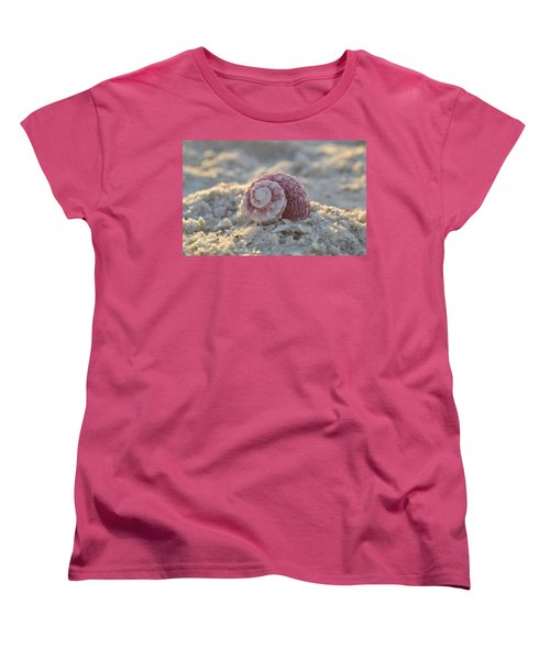 Women's T-Shirt (Standard Cut) featuring the photograph A Gentle Strength by Melanie Moraga