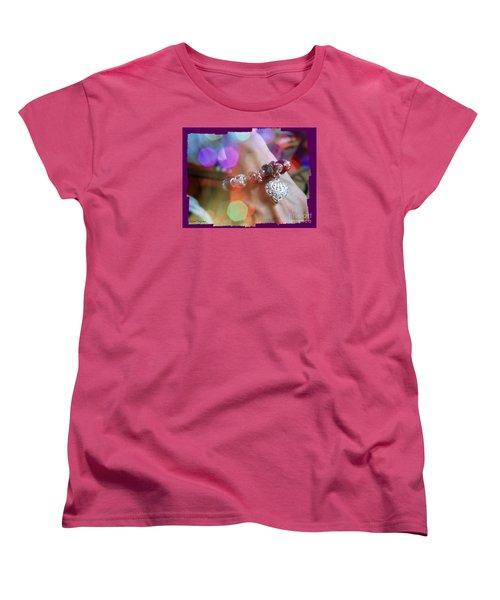A Gift Women's T-Shirt (Standard Cut) by Leanne Seymour