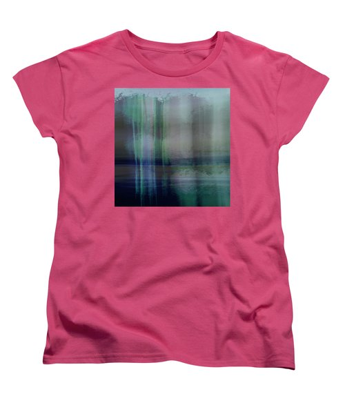 Acid Wash Women's T-Shirt (Standard Cut) by Terence Morrissey