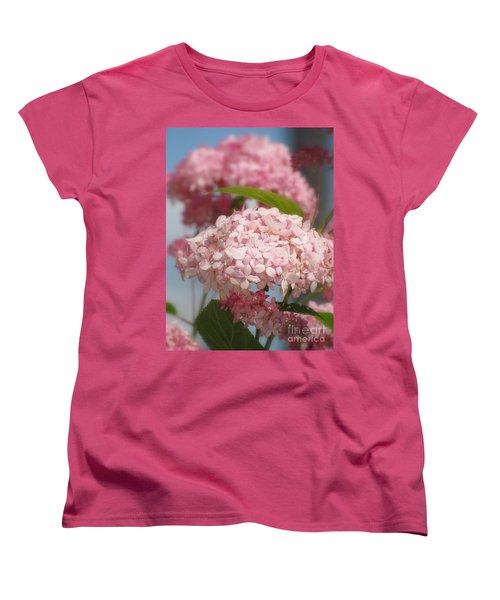 Aelise Women's T-Shirt (Standard Cut) by France Laliberte