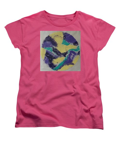 Albers Effort Women's T-Shirt (Standard Cut) by Erika Chamberlin