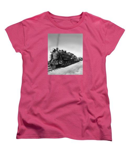 All Aboard Women's T-Shirt (Standard Cut) by Robert Bales