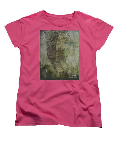 Almost Forgoten Women's T-Shirt (Standard Cut) by Irma BACKELANT GALLERIES