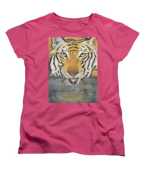 Always Watching  Women's T-Shirt (Standard Cut) by Patricia Olson