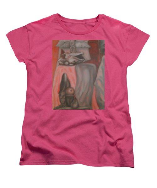 Ambiguous Women's T-Shirt (Standard Cut) by Thomasina Durkay