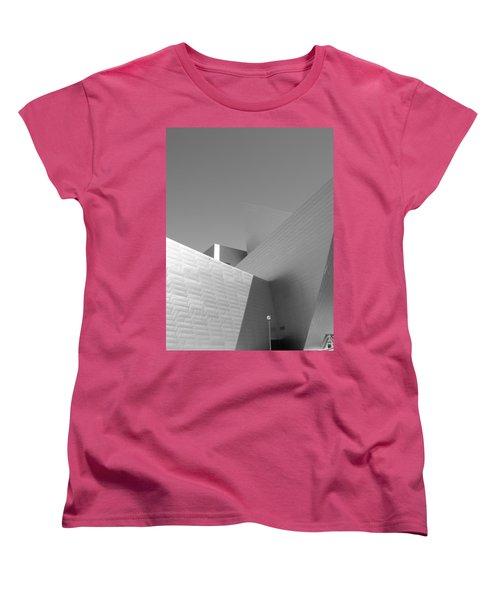 Angles Women's T-Shirt (Standard Cut) by Barbara Bardzik