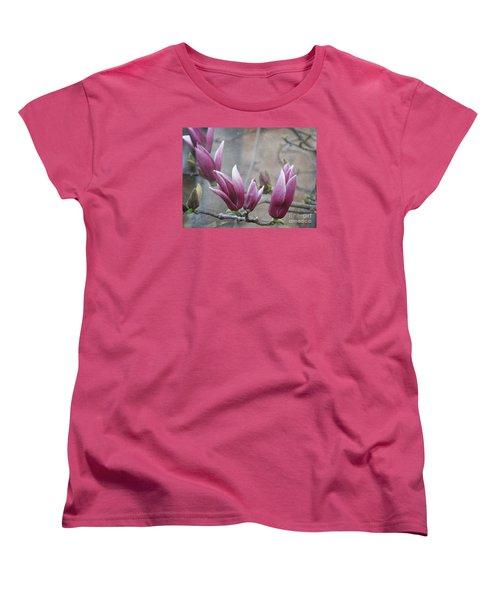 Anticipation Women's T-Shirt (Standard Cut) by Leanne Seymour