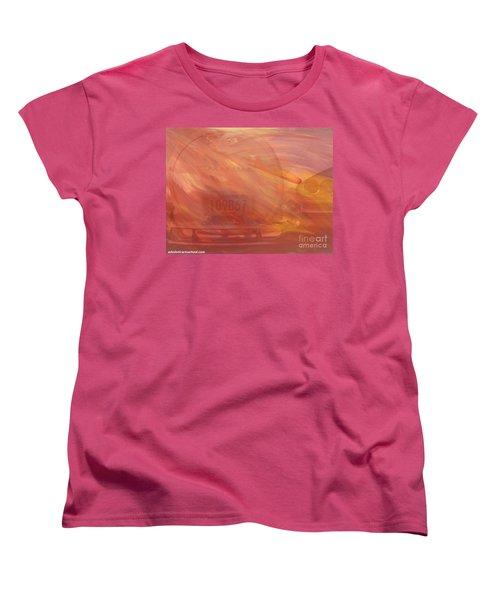 Asteroid Women's T-Shirt (Standard Cut)