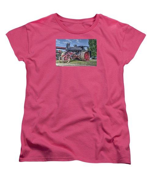 Avery 40 Hp  Women's T-Shirt (Standard Cut) by Shelly Gunderson