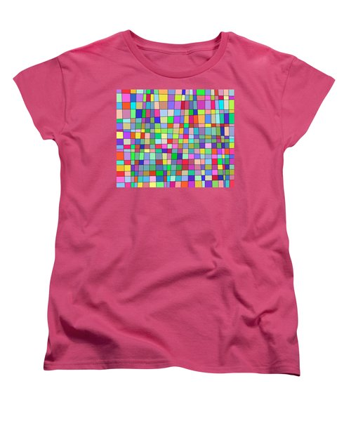 Back To Square One Women's T-Shirt (Standard Cut)